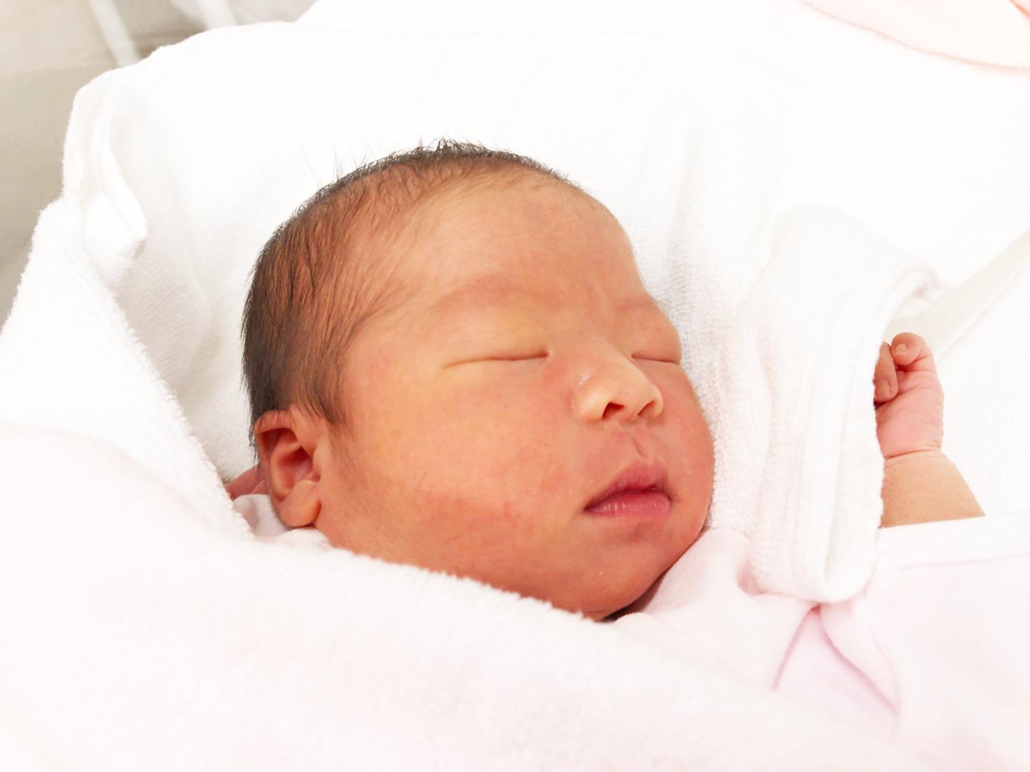 こんにちは、赤ちゃんを更新しました(2018.03.27)