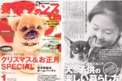 「愛犬チャンプ」1月号