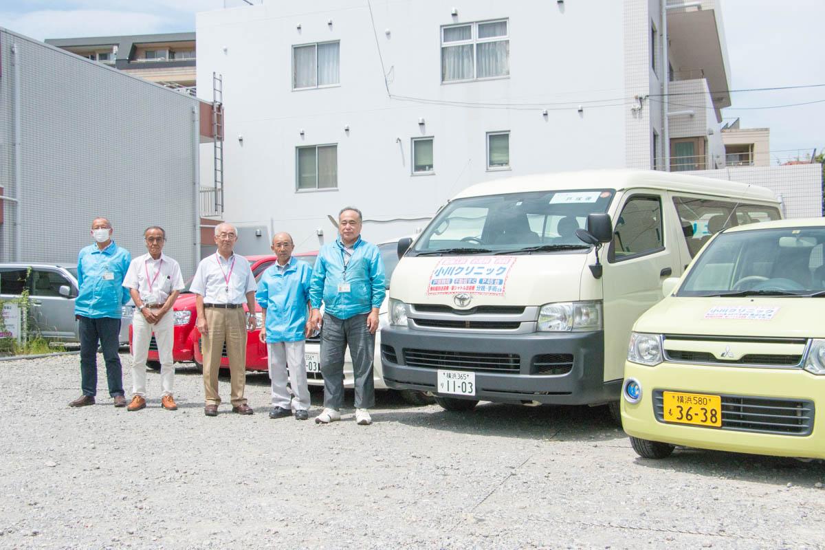 安全運転への取り組みが、戸塚区交通安全対策協議会から表彰されました