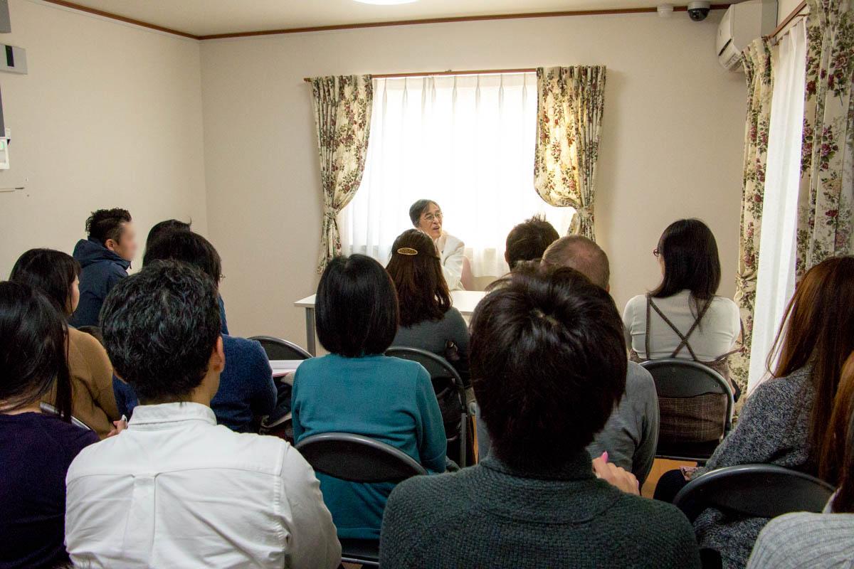無痛分娩・自然分娩 説明会を開催しました(2018.01.20)